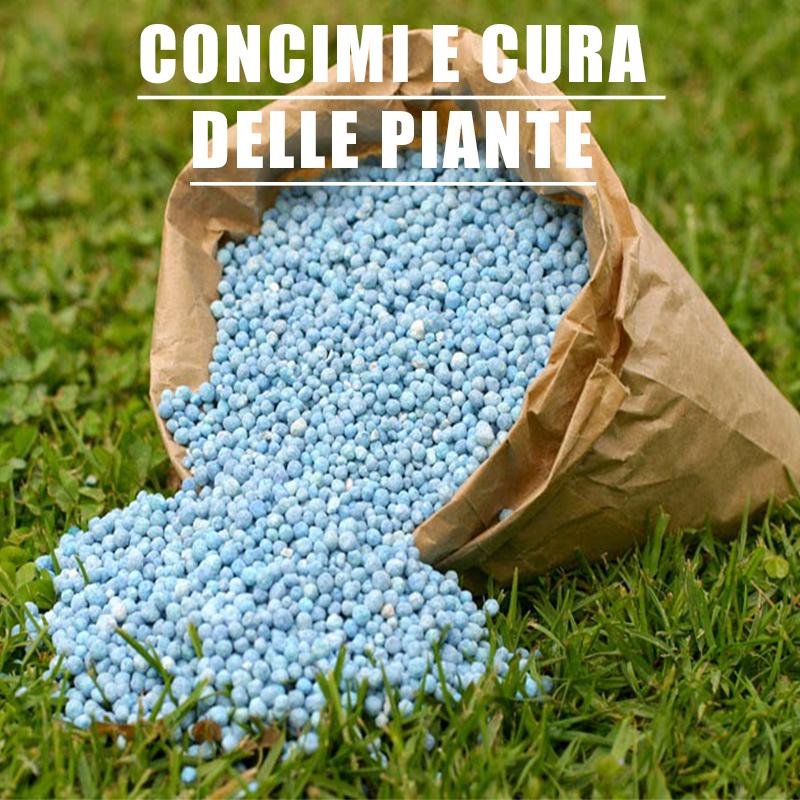 Concimi e cura delle piante